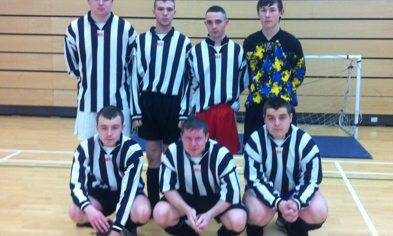 All Ireland Indoor Soccer 2013