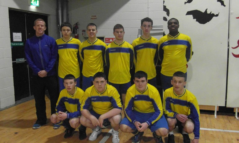 All Ireland Boys Basketball 2013