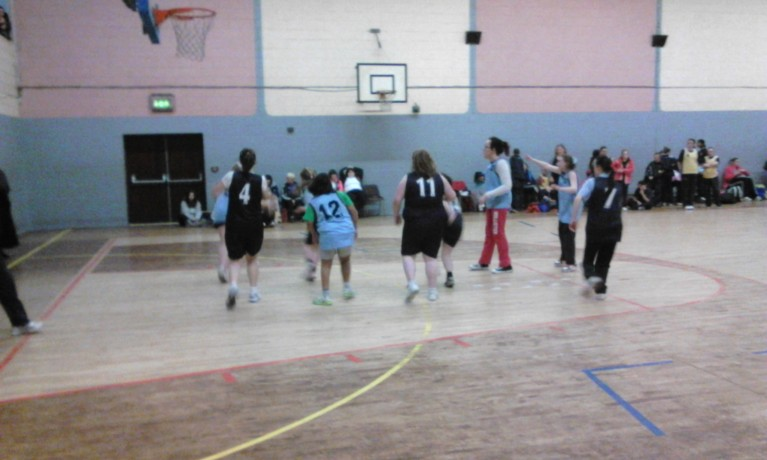 Girls and Boys Munster Basketball 2013/14
