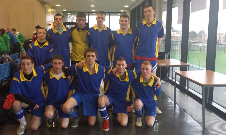 2014 All Ireland Schools U18 Indoor 5 aside