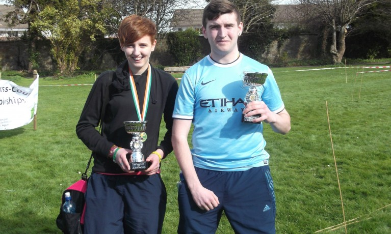 All Ireland Schools Cross Country 2014