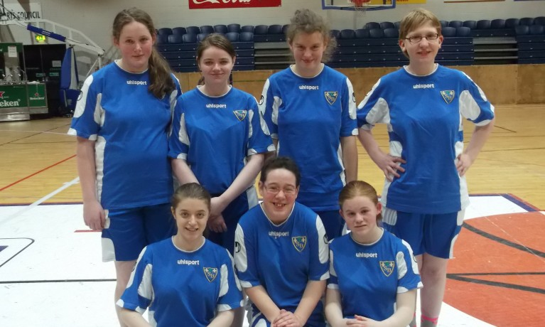 All Ireland Girls Basketball Finals 2014 (1)
