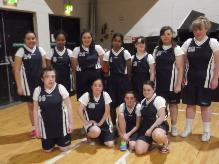 All Ireland Girls Basketball Finals 2014 (2)
