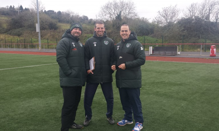 Dublin Schools FAI Trials November 6th 2014