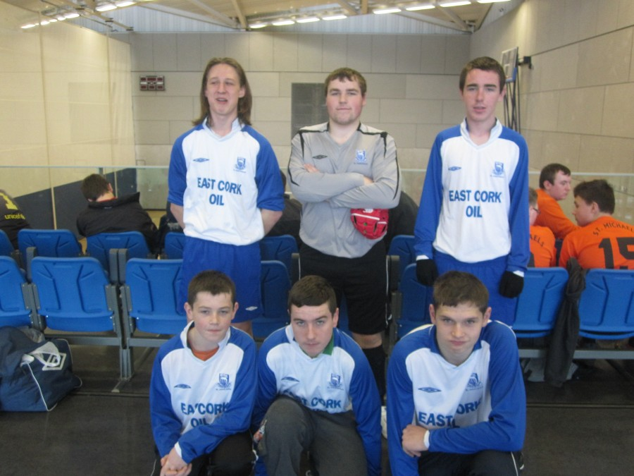 All Ireland Indoor Soccer Blitz 2015