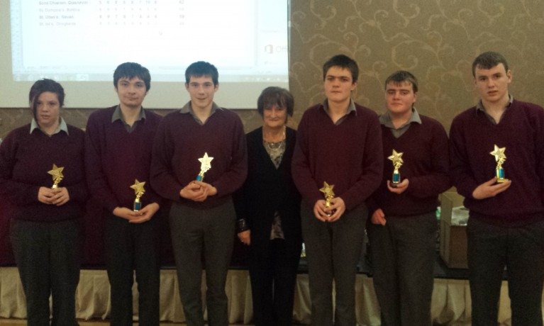 All Ireland Schools Quiz Portlaoise