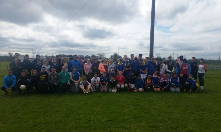 GAA Coaching Day Portlaoise 2015