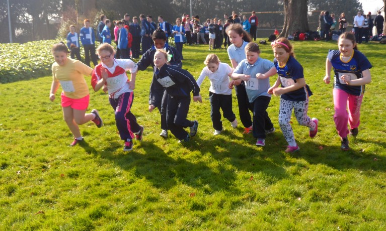 All Ireland Cross Country 2015