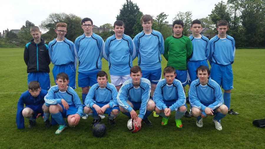 Dublin U15 Football Blitz 2015