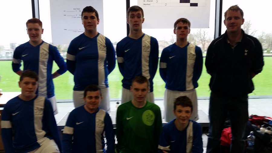 All Ireland Soccer Indoor Championship 2016 Part 1