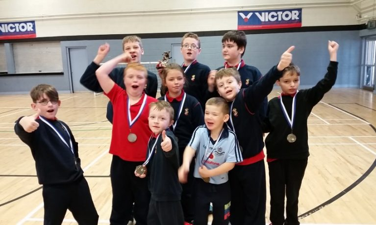 Dublin Primary Soccer Indoor Championship 2016