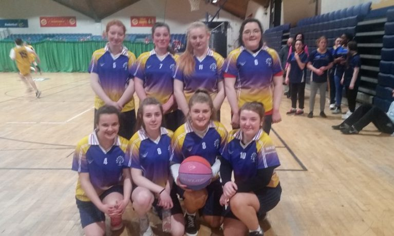 All Ireland Girls Basketball 2017