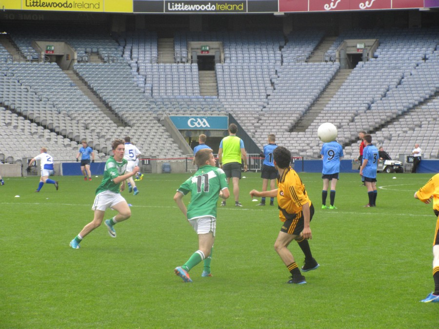 2017 All Ireland Inter Provincial GAA Tournament -Part 1