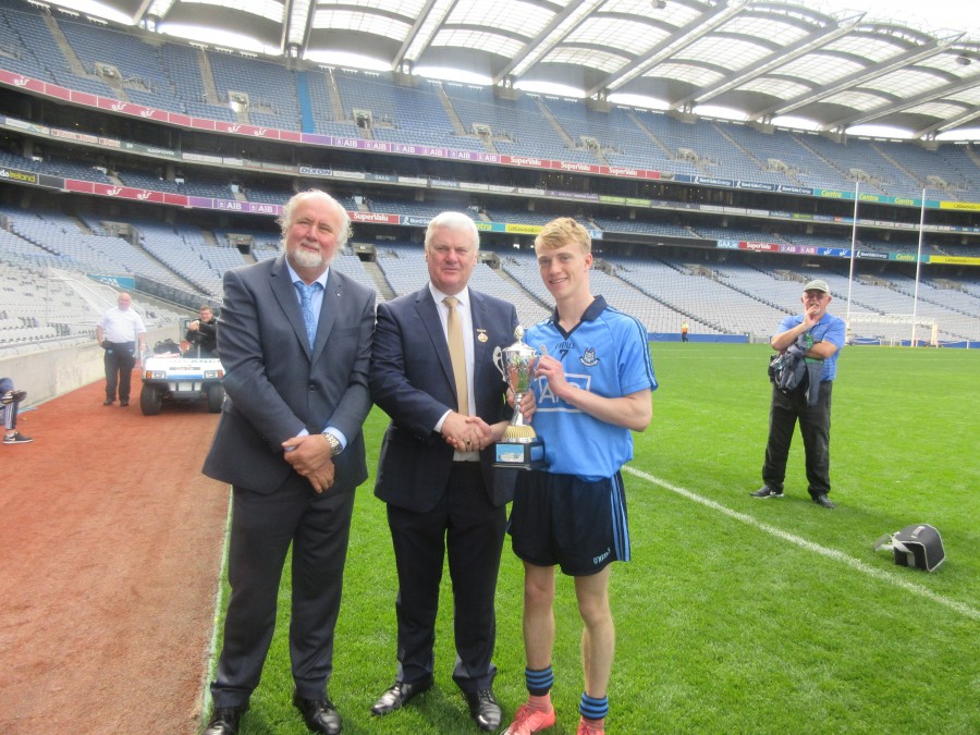 2017 All Ireland Inter Provincial GAA Tournament -Part 2