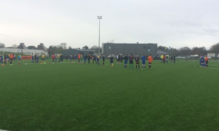 FAI National Soccer Training day Camp Abbotstown