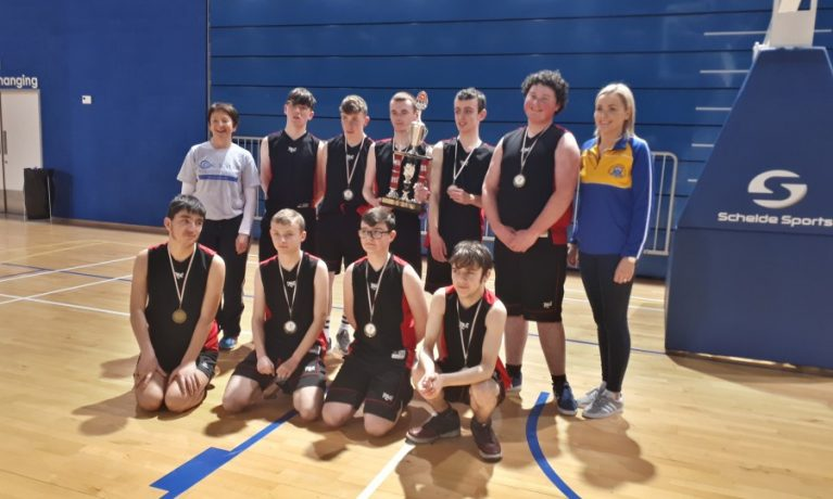 Boys Basketball Finals Abbotstown 2018