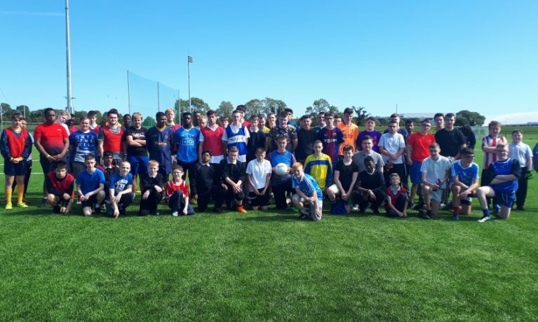 GAA Dublin Trials National Sports Campus 09/2018
