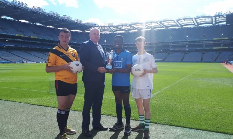 GAA Football for All Launch Croke Park 2018
