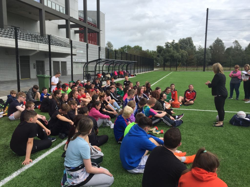 Munster GAA Training Trials Pairc Ui Chaoimh