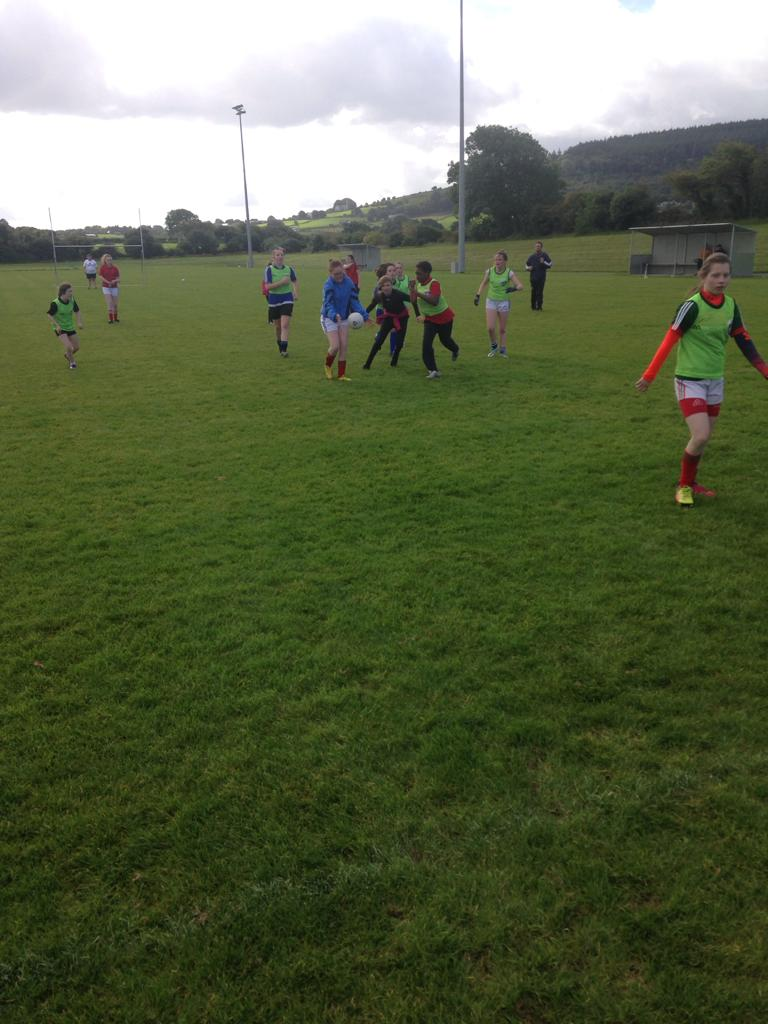 Connaught/ North West GAA Training 2018