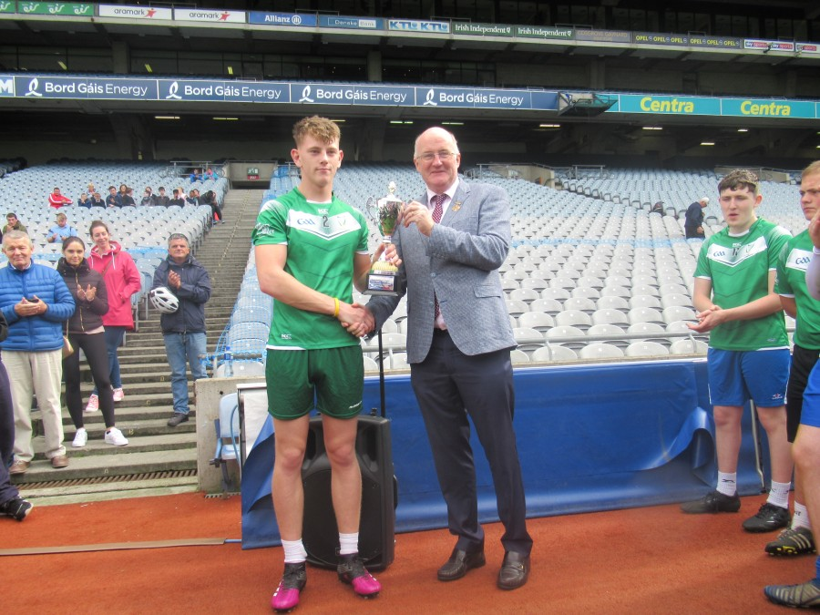 Martin Donnelly GAA Football for all 2018