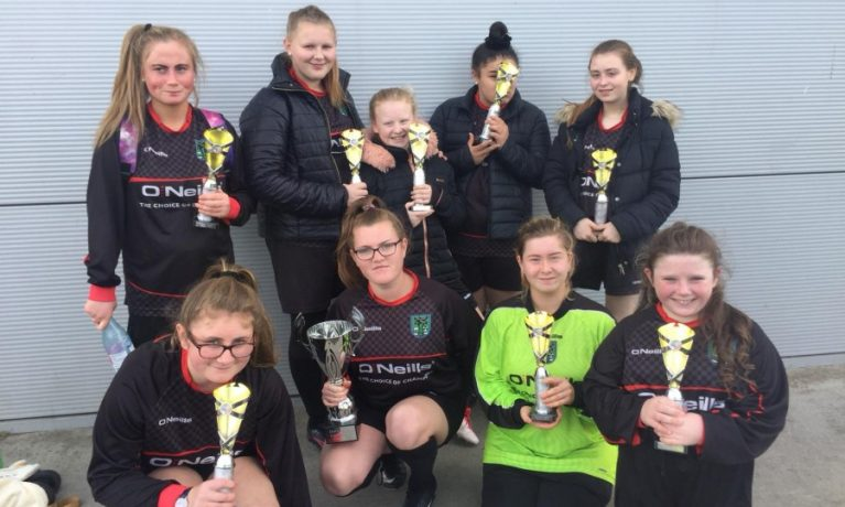 All Ireland Girls Football Oct 2018