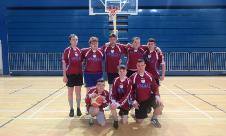 Boys All Ireland Basketball 2019