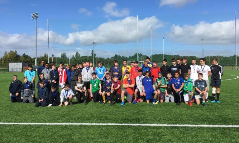 Dublin Football Blitz 2019