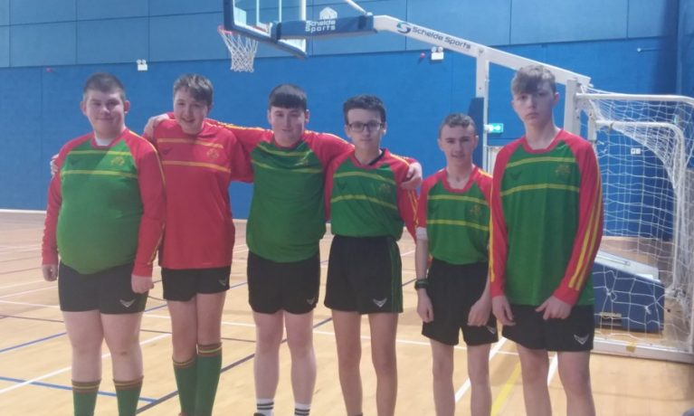 Boys All Ireland Basketball 2020